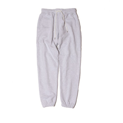 ANTIRACISM SWEATPANTS[GREY]